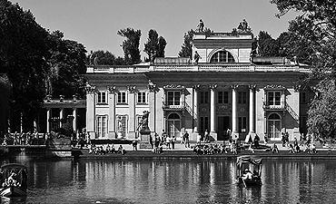 Warszawa – Pałac na Wyspie